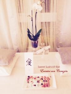 Sweet sushi 69 Bar