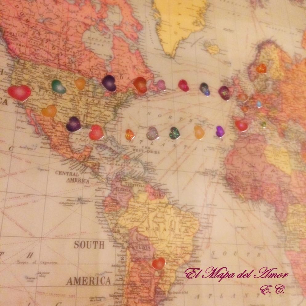 El mapa del amor