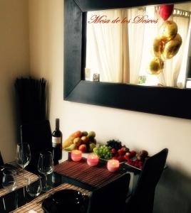 Mesa de los Deseos